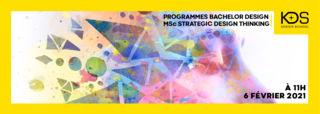 Journée Portes Ouvertes Design 2021 - KEDGE