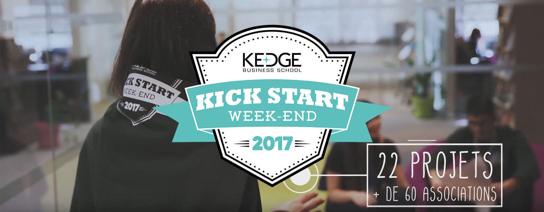 Kick Start Week End : 400 étudiants, 22 projets, 4 prix - KEDGE