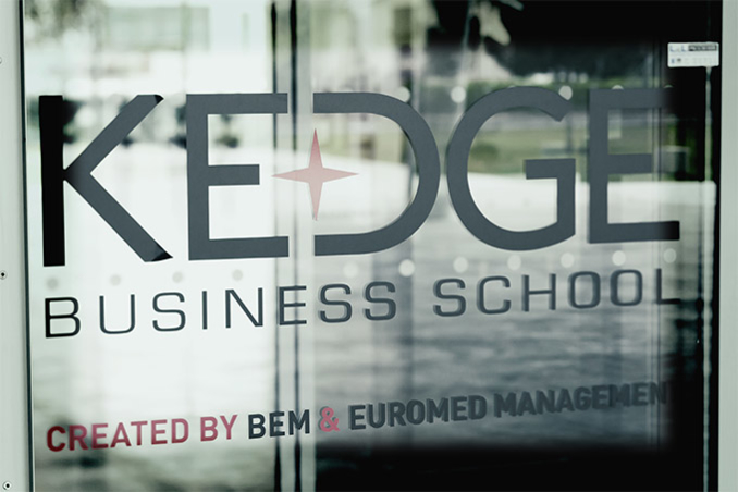L'histoire de KEDGE - KEDGE
