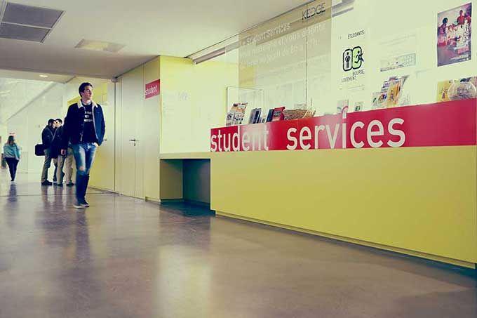 Les services aux étudiants - KEDGE